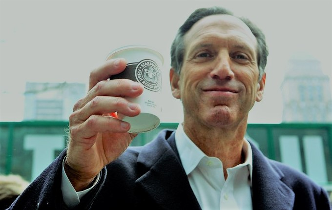 Howard Schultz: da Starbucks alla Casa Bianca