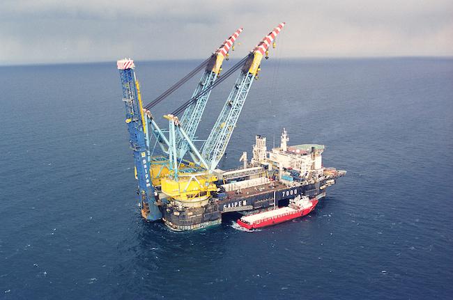 Servizi di collegamento e costruzione offshore datazione spettacolo ospite scusato