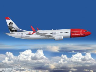 Norwegian: da Roma a New York con 179 euro