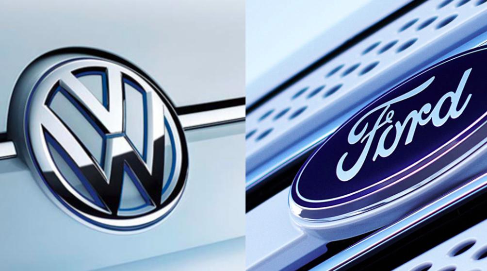 Ford e Volkswagen siglano una partnership per guida autonoma ed elettrico
