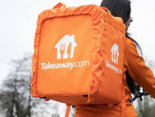 Food delivery, nasce un colosso mondiale