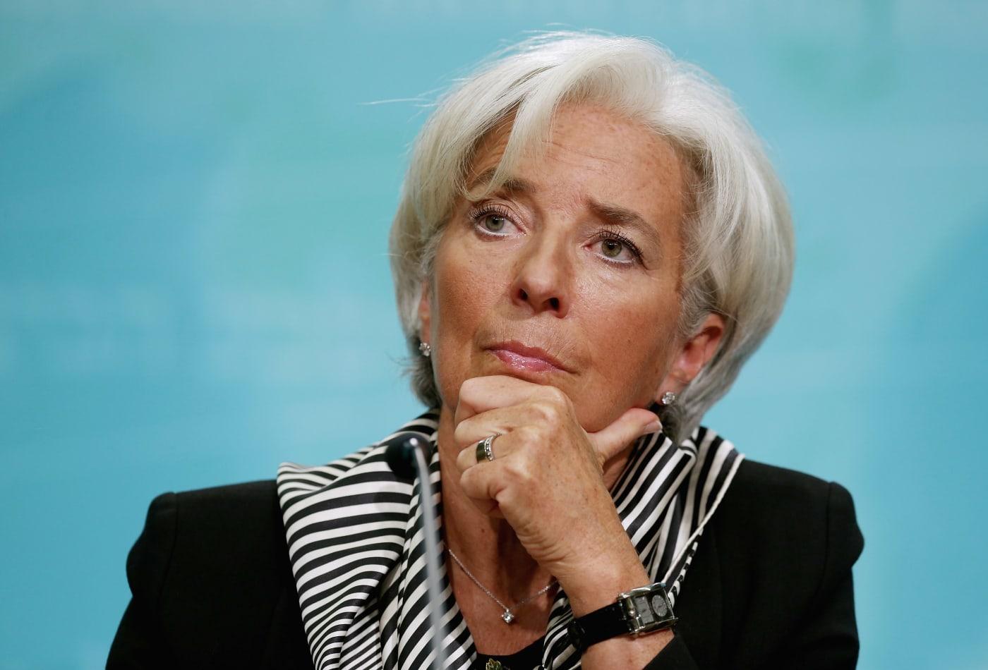 Bce, Lagarde: