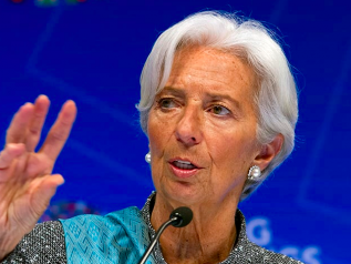 "Lagarde: ""Spero di non dover mai dire 'whatever it takes'"""