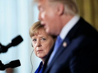 Trump ignora Berlino. Perché?