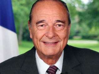 Addio a Jacques Chirac