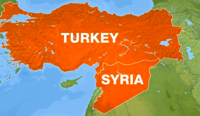 Risultato immagini per turchia attacca la siria
