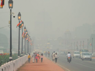New Delhi è una camera a gas: emergenza inquinamento