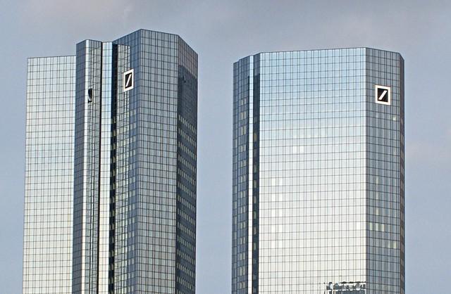 Deutsche Bank ha chiuso il 2019 con perdite di 5,7 miliardi