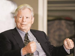 Nobel all'economista statunitense Richard Thaler